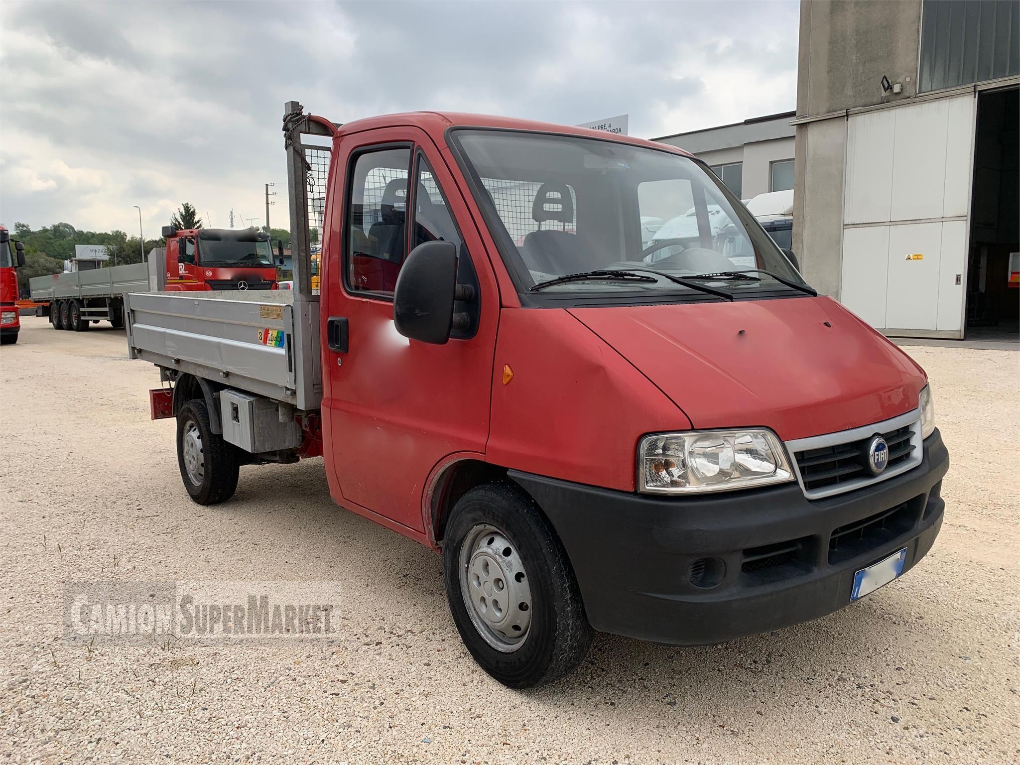 Fiat DUCATO Usato 2005