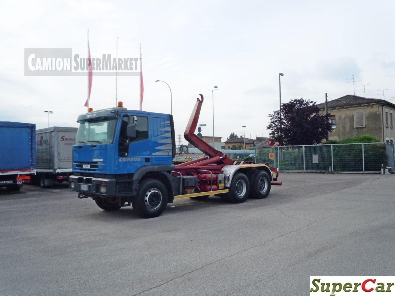 Iveco EUROTRAKKER 380E44
