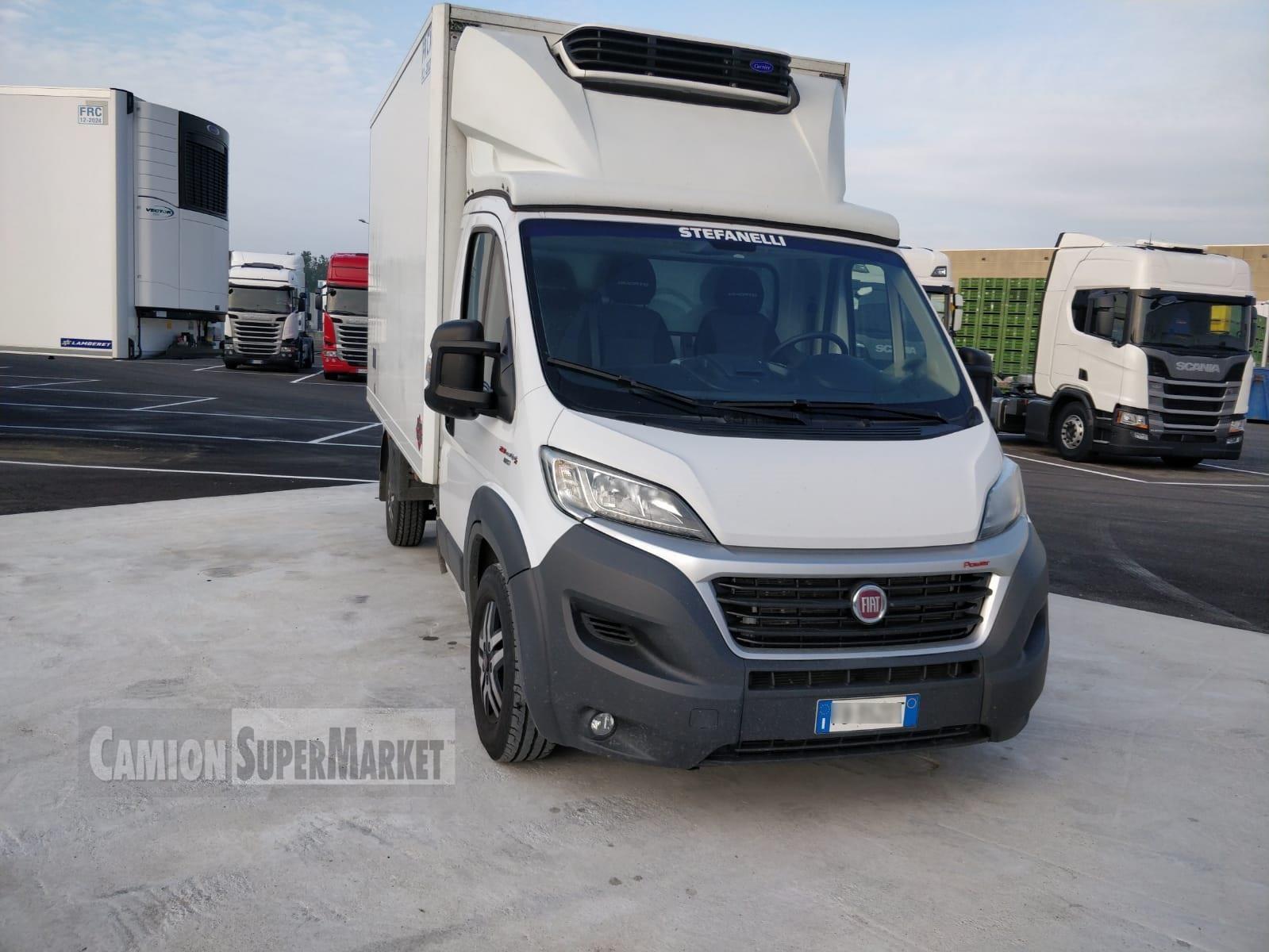 Fiat DUCATO Usato 2017 Veneto