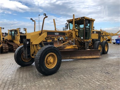 CATERPILLAR 143H For Sale - 41 Listings | MarketBook co za
