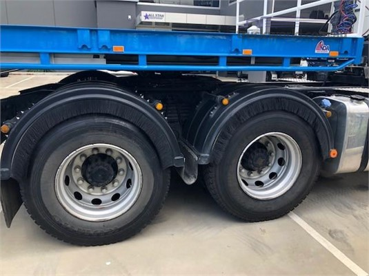 2008 Volvo FH520 All Star Equipment Sales - Trucks for Sale