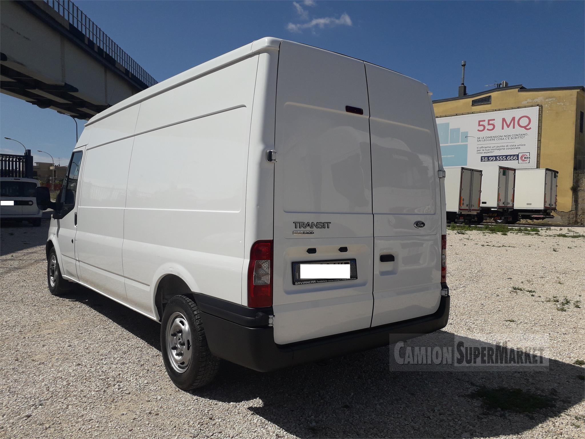 Ford TRANSIT Usato 2006