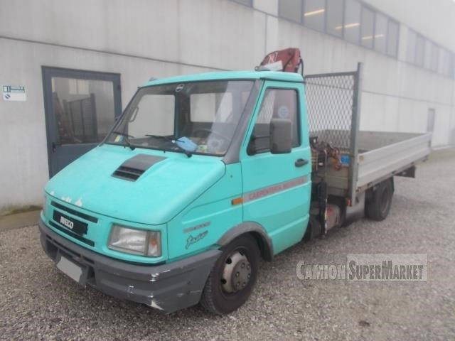 Iveco DAILY 35-8 used