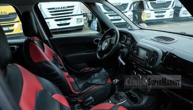 Fiat 500L Usato 2014 Lazio