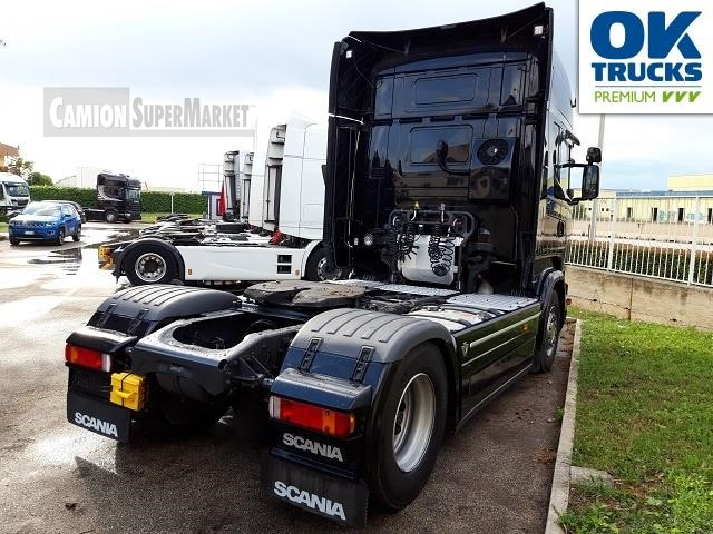 Scania R520 used 2014