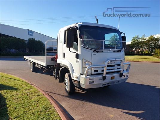 2011 Isuzu FRR 600 XLong Trucks for Sale