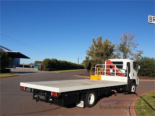 2011 Isuzu FRR 600 XLong - Truckworld.com.au - Trucks for Sale