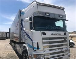 Scania R164l580  Uzywany