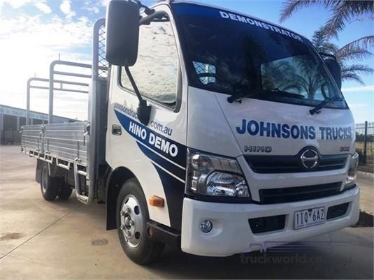 2016 Hino 300 Series 616 Trucks for Sale