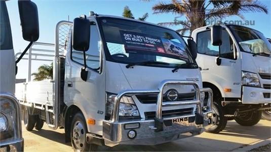 2018 Hino 300 Series 617 Trucks for Sale