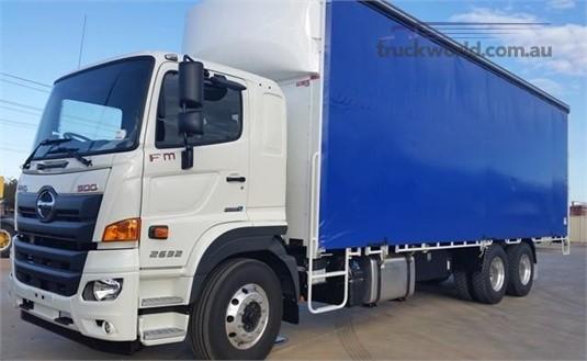 2019 Hino 500 Series 2632 FM - Trucks for Sale
