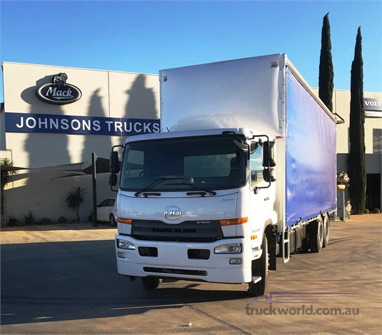 2019 UD Condor PW 24 280 Trucks for Sale