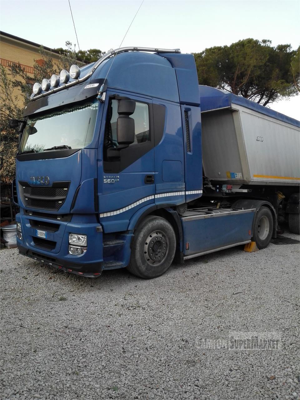 Iveco STRALIS 560