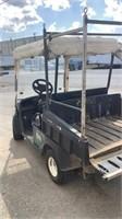 Non-Running E-Z-GO Golf Cart-