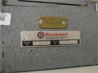 Rockwell/Delta Uniplane-