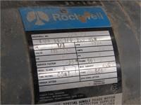 Rockwell/Delta Scroll Saw
