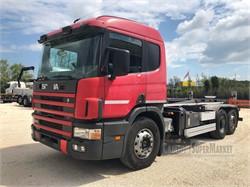 Scania R124l400