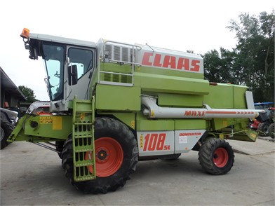 Used CLAAS MAXI 108SL for sale in Ireland - 1 Listings | Farm and Plant