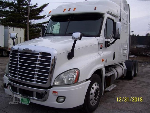 2013 Freightliner Cascadia >> 2013 Freightliner Cascadia 125 For Sale In White River Junction Vermont