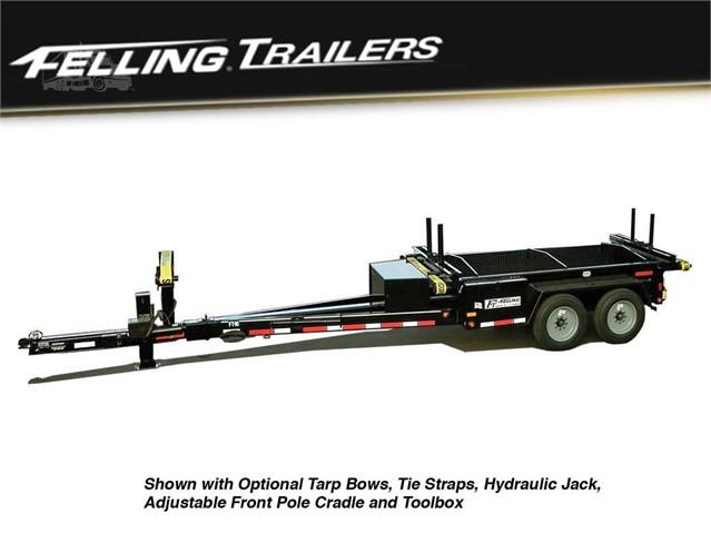 [GJFJ_338]  www.kampimplement.com | For Sale 2020 FELLING FT-16-2 PT-C | Felling Trailer Wiring Harness For A |  | Kamp Implement