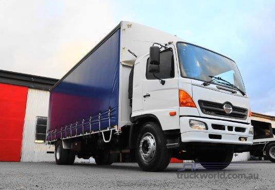 2007 Hino GH Trucks for Sale