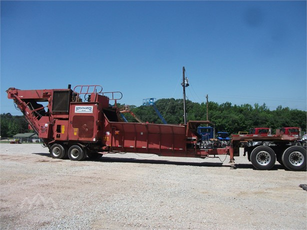 Horizontal Grinders Logging Equipment Auction Results - 111 Listings