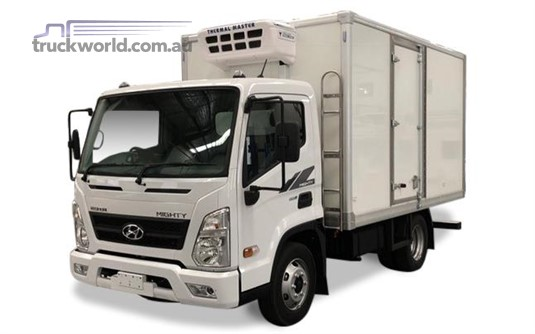 Hyundai EX4 Refrigerated Pantech