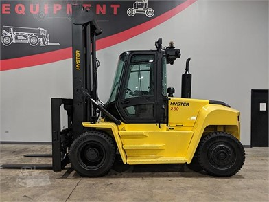HYSTER H280HD For Sale - 6 Listings | MachineryTrader com - Page 1 of 1