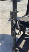 Rolling Welding Rack-