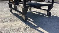 Miller Rolling Welding Rack-