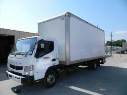 MITSUBISHI FUSO Trucks Auction Results - 24 Listings