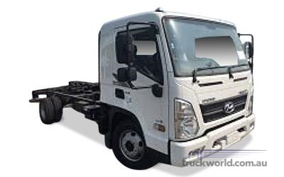 Hyundai EX8 Cab Chassis