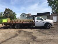 LIVE AUCTION: Swartz Creek Elevator: Trucks, Inventory
