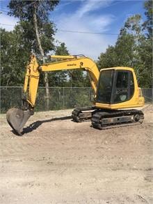 KOMATSU De Cadenas Excavadoras For Sale In Florida - 44 Listings