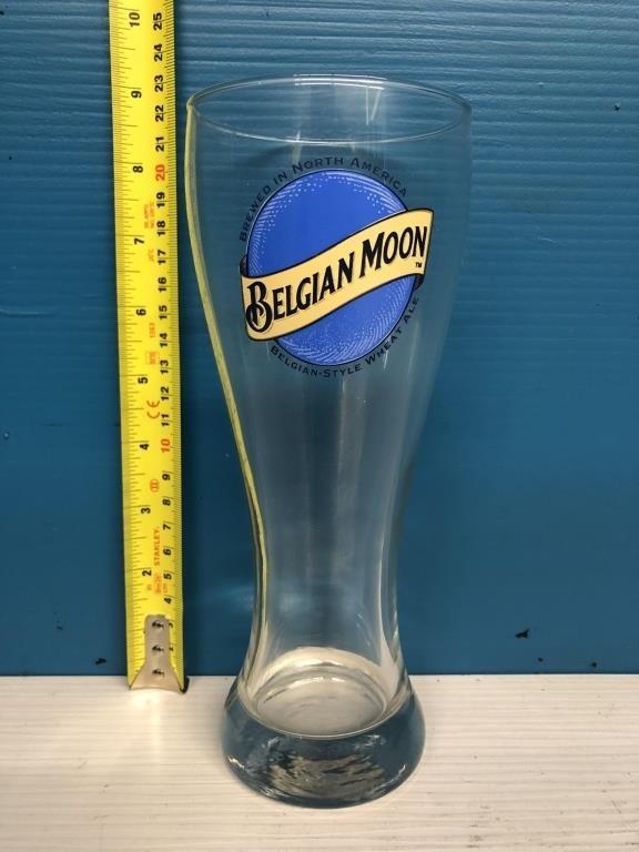 Belgian Moon Pint Glasses x 16 | HAYMACH CANADA