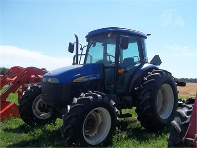 NEW HOLLAND TD5050 For Sale - 13 Listings   TractorHouse.com - Page on