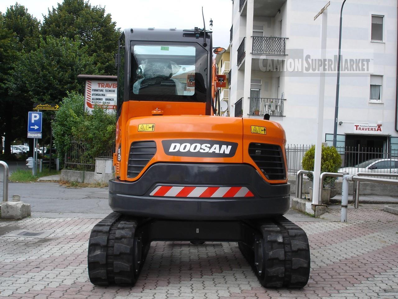 Doosan DX62R-3 Nowy 2018