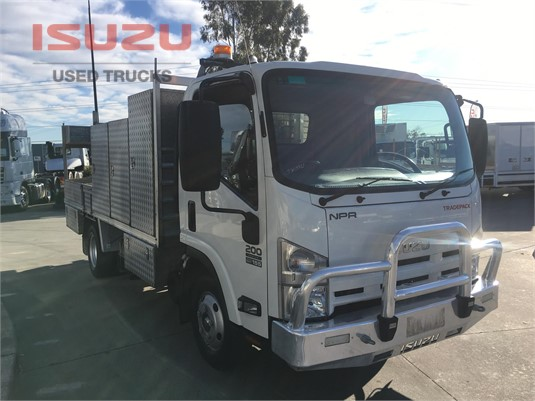 2013 Isuzu other Used Isuzu Trucks - Trucks for Sale