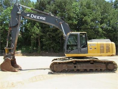 DEERE 270 For Sale - 64 Listings | MachineryTrader com