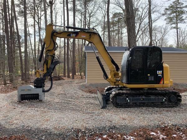 CATERPILLAR Mulchers Logging Equipment For Sale - 91 Listings