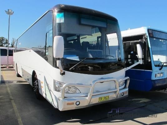 2014 Yutong 57 Seater Coach - Buses for Sale
