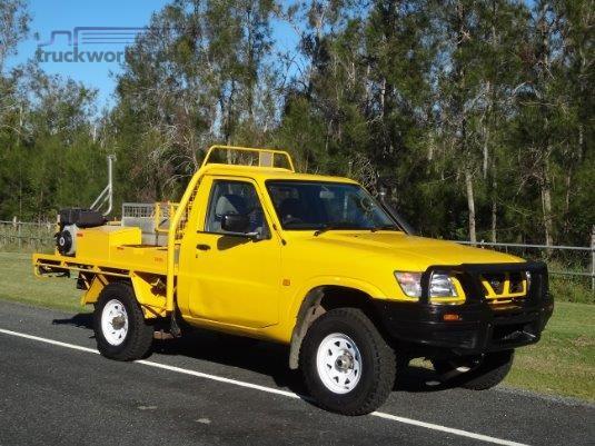 2001 Nissan Patrol 4x4 - Light Commercial for Sale
