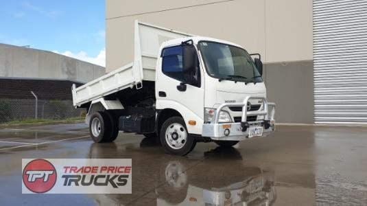 2015 Hino 300 Series 616 IFS Tipper Trade Price Trucks  - Trucks for Sale