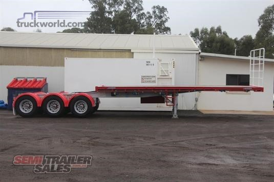 2018 Maxitrans 12 Pallet Semi A Trailer - Trailers for Sale