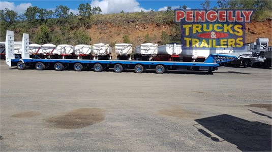 2004 Drake Low Loader Platform Pengelly Truck & Trailer Sales & Service - Trailers for Sale