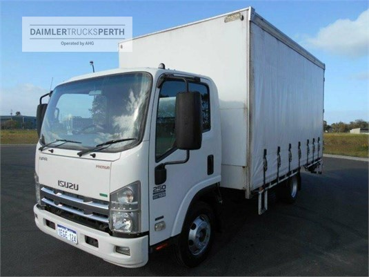 2012 Isuzu other Daimler Trucks Perth - Trucks for Sale