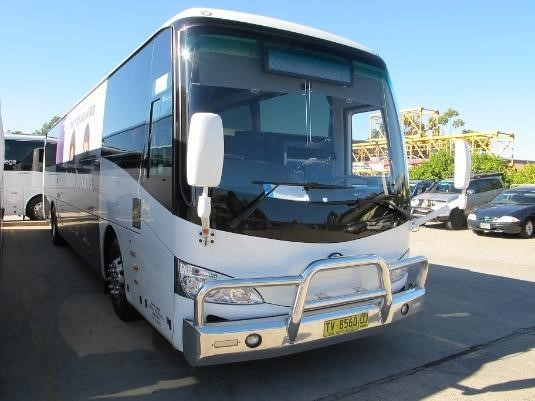 2016 Yutong 51 Seater Coach - Buses for Sale