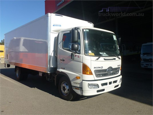 2018 Hino 500 Series 1022 FC Long Proshift WA Hino - Trucks for Sale