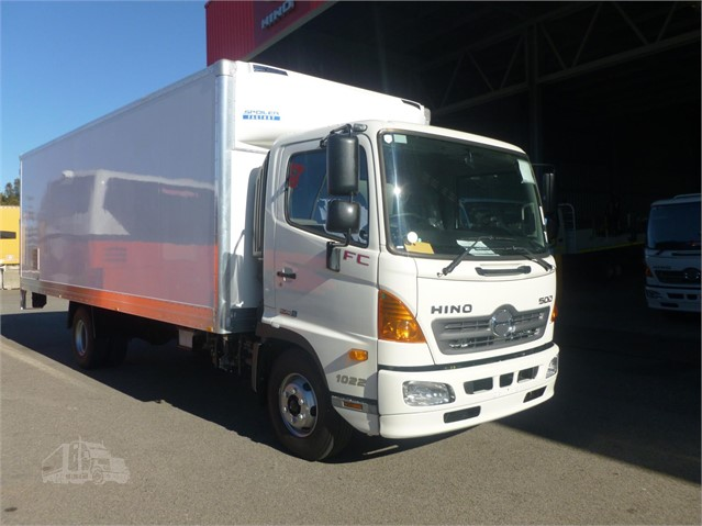 2018 HINO 500FC1022 For Sale In Welshpool, Western Australia Australia