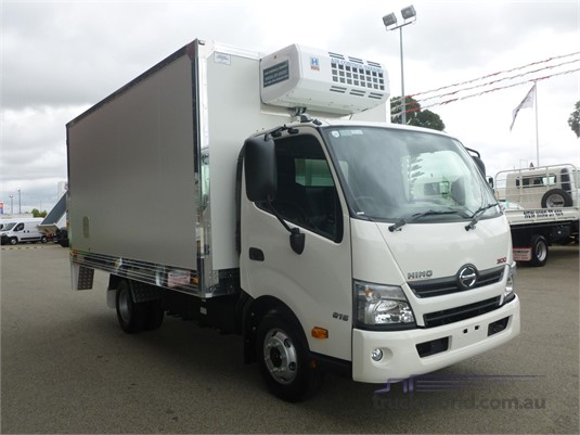 2018 Hino 300 Series 816 WA Hino - Trucks for Sale